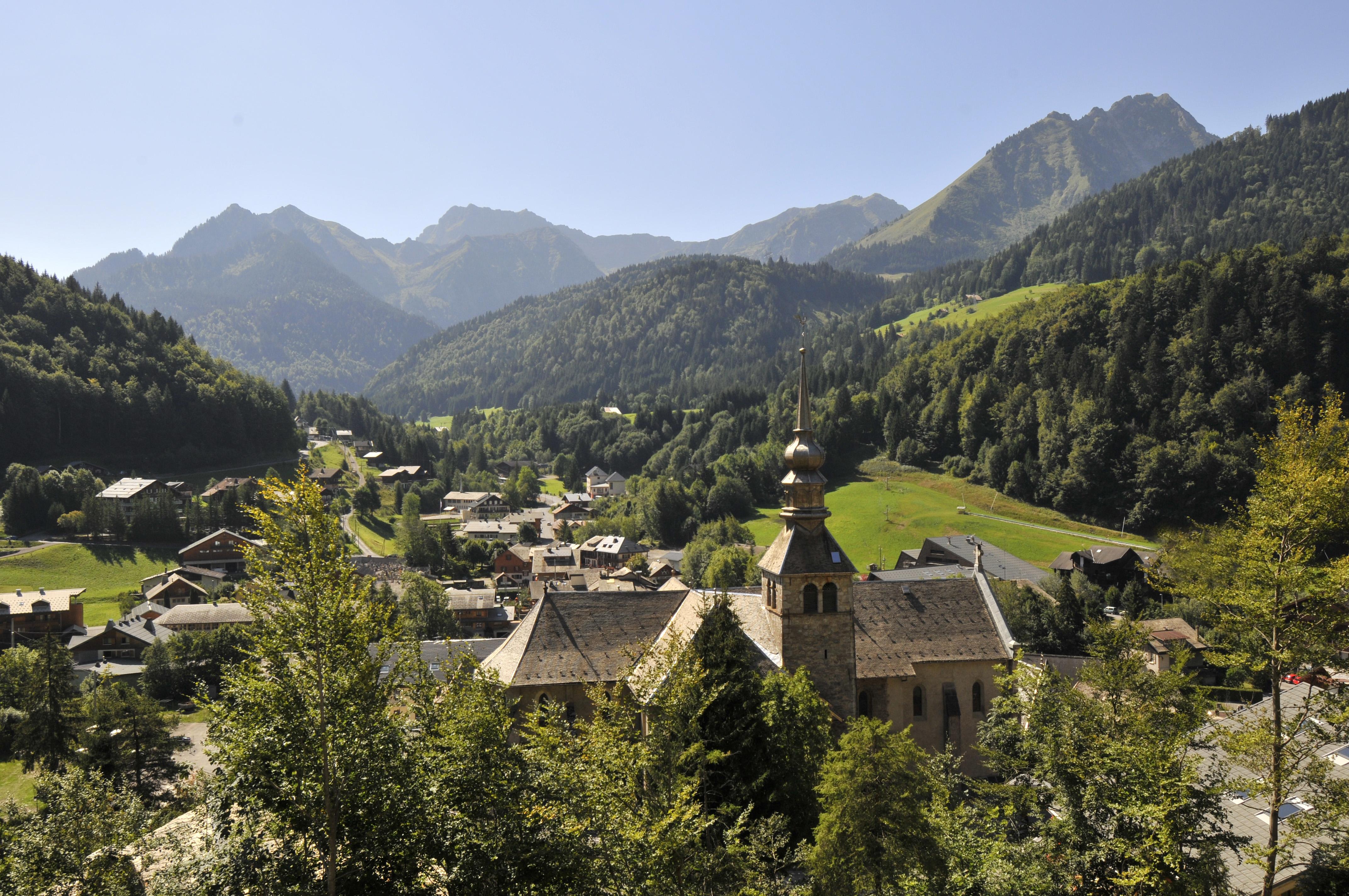 Abondance tourisme savoie mont blanc savoie et haute savoie alpes - Office de tourisme abondance ...