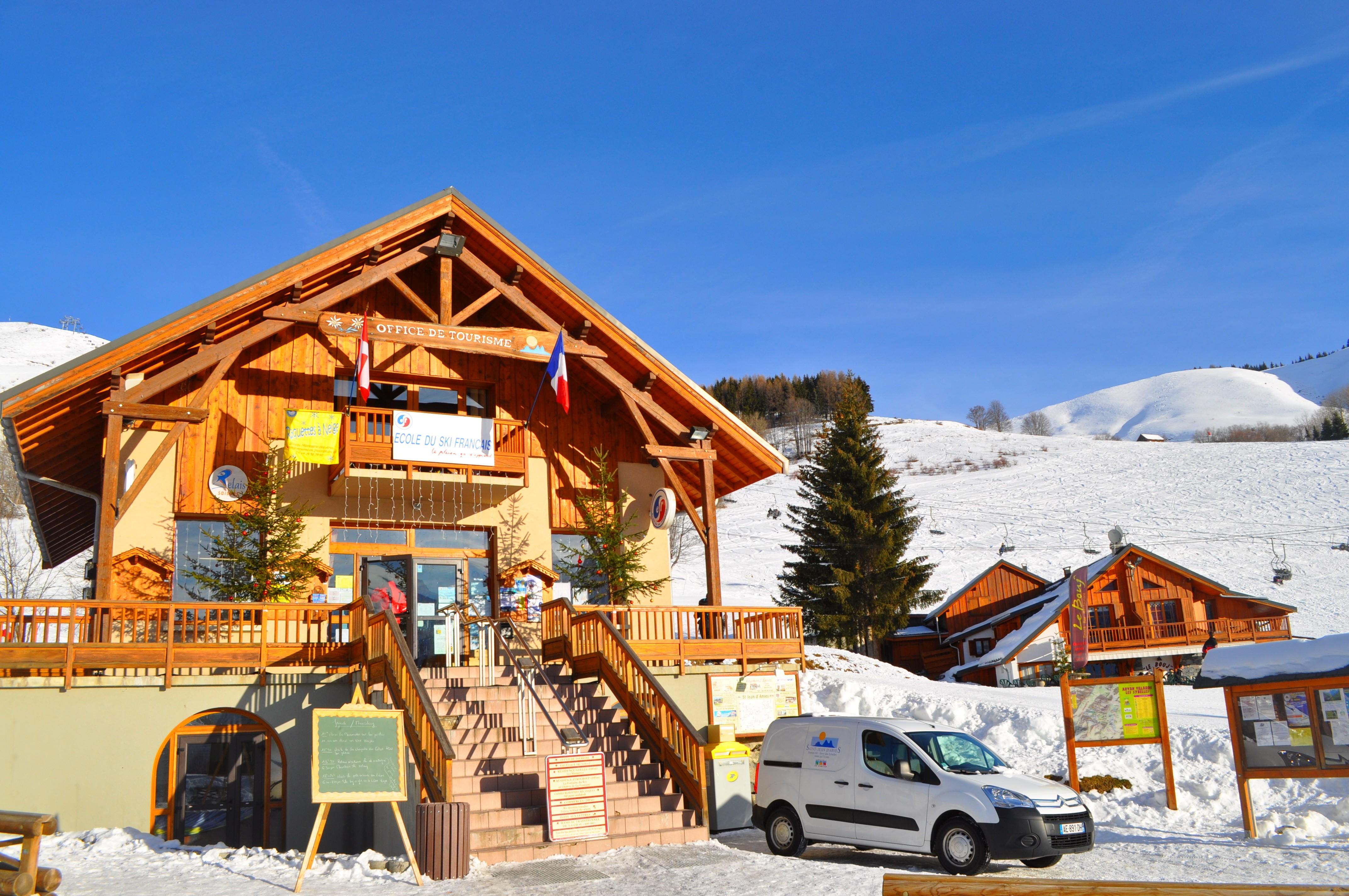 Office de tourisme saint jean d 39 arves la chal savoie mont blanc savoie et haute savoie alpes - Office tourisme la feclaz ...