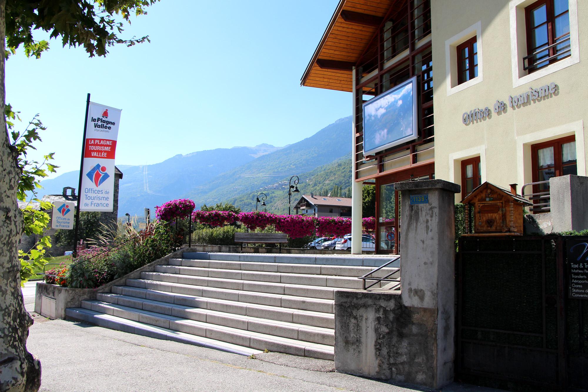 La plagne tourisme vall e savoie mont blanc savoie et haute savoie alpes - Office tourisme solenzara ...