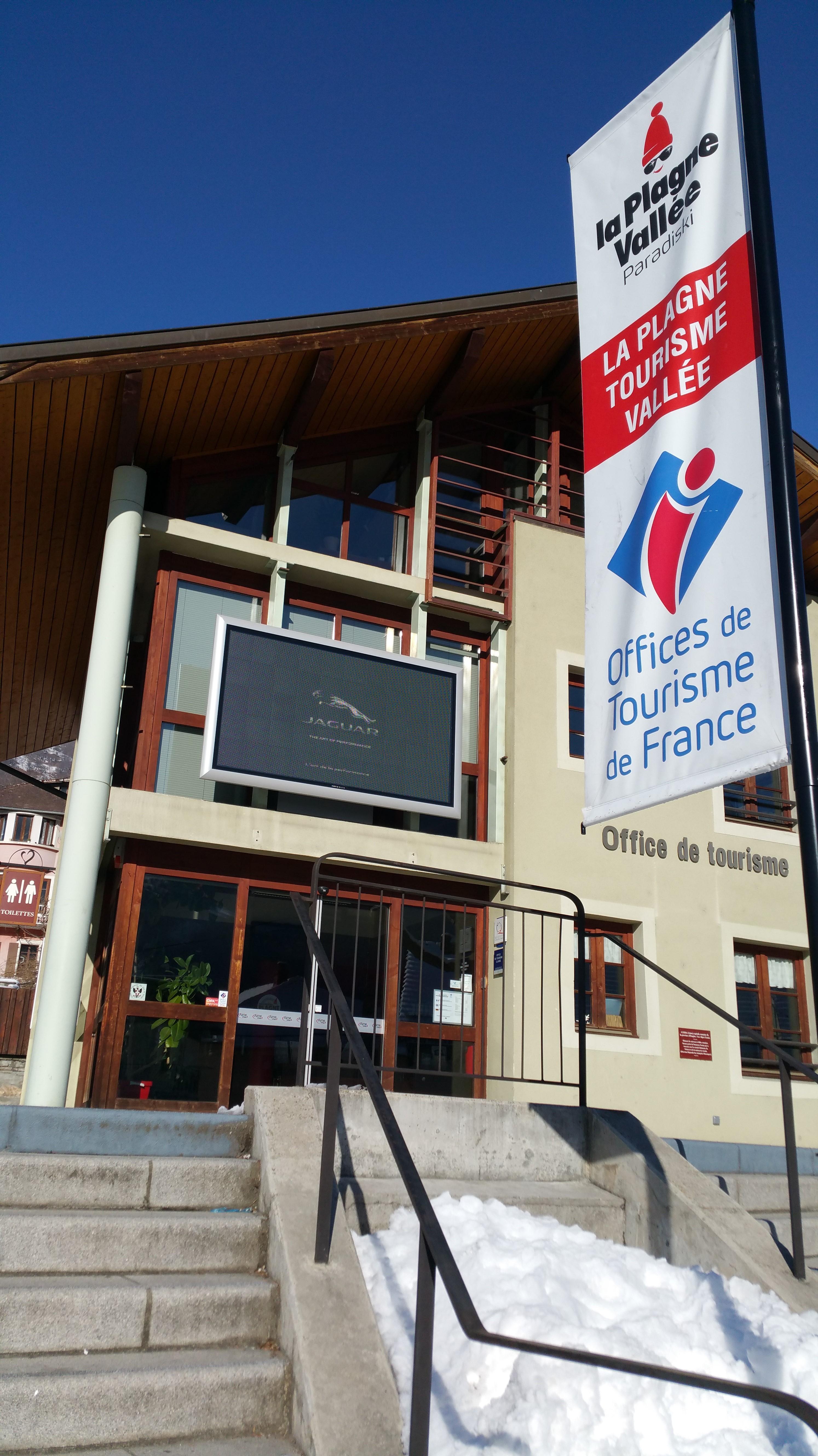 La plagne tourisme vall e savoie mont blanc savoie et haute savoie alpes - Office de tourisme tahiti ...