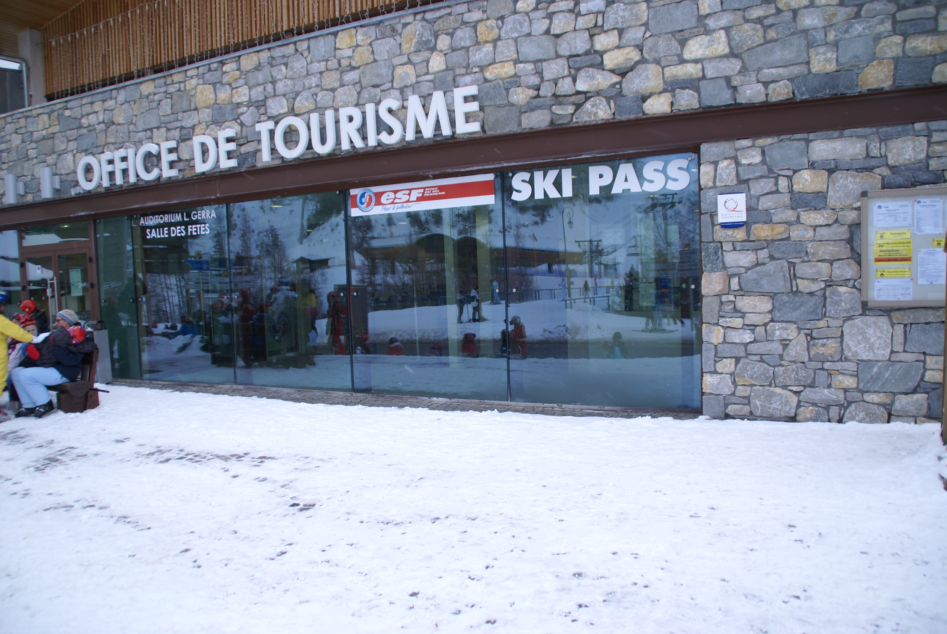 office de tourisme val cenis