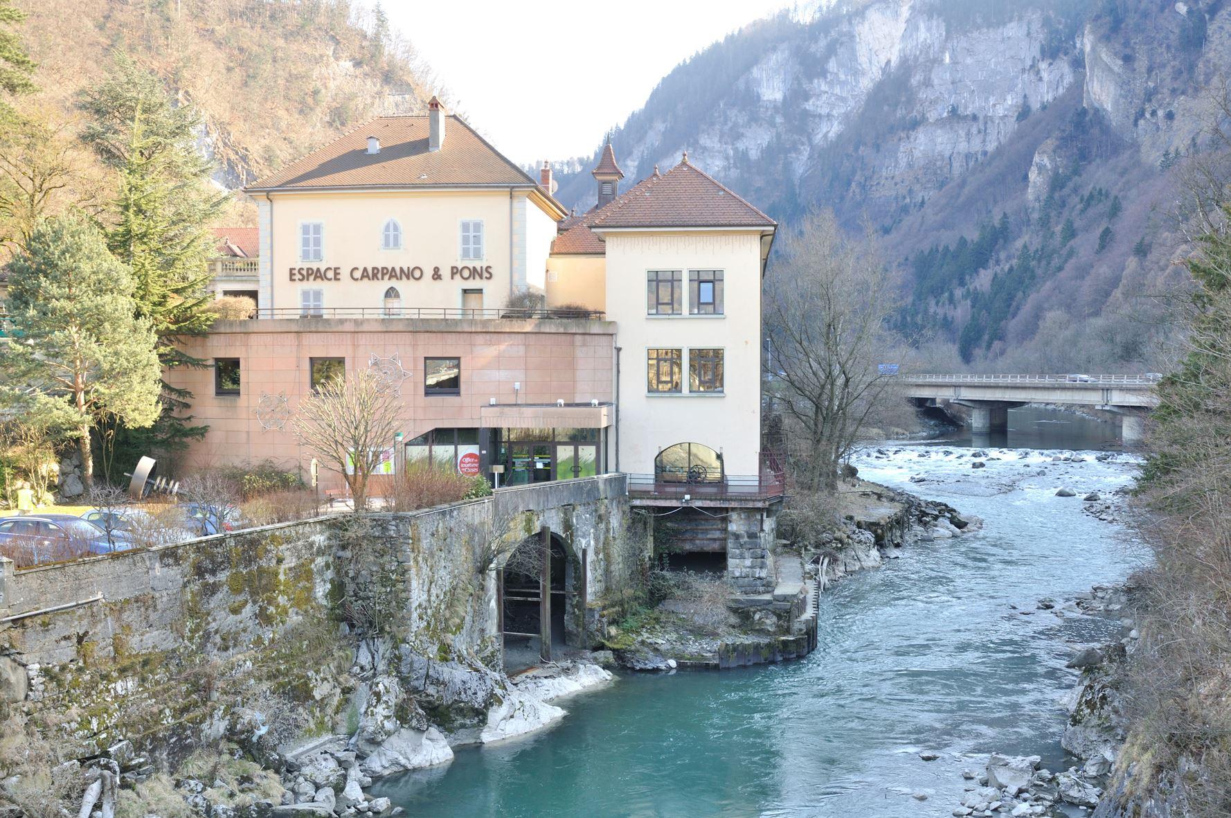 Office de tourisme intercommunal cluses arve et montagnes - Office du tourisme les contamines montjoie 74 ...