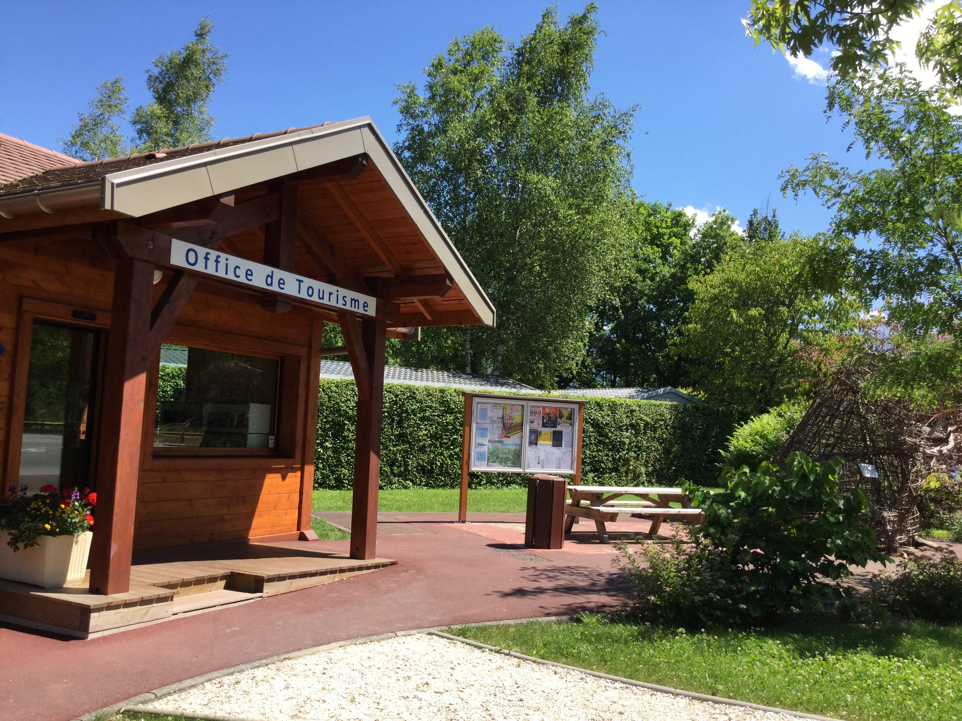 Bureau d 39 information touristique de doussard savoie mont for Bureau plus annecy