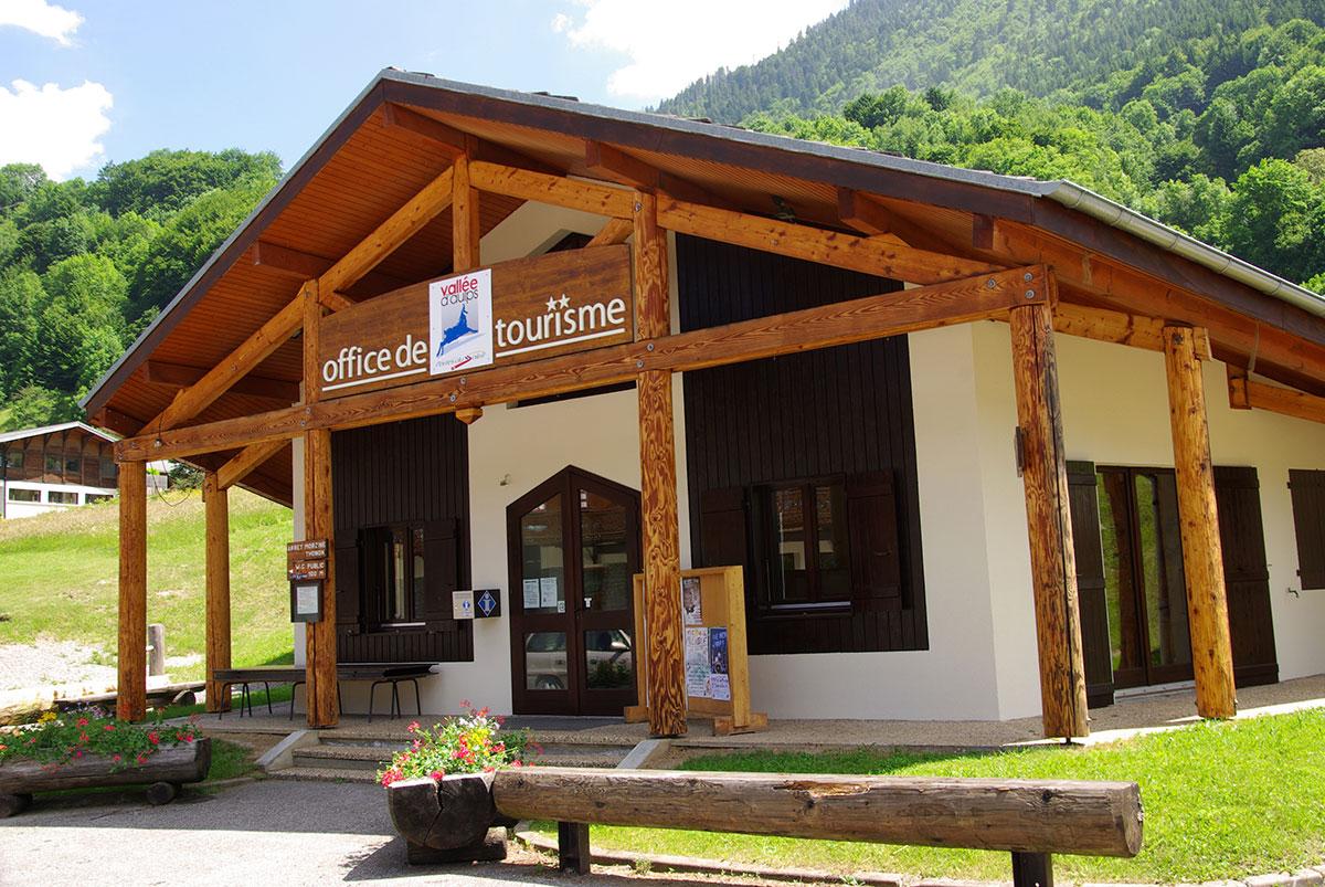 Office de tourisme de la vall e d 39 aulps antenne de saint - Office du tourisme saint jean d aulps ...