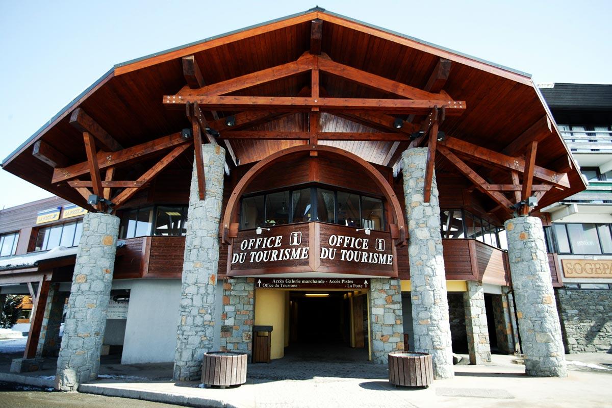 Office de tourisme des menuires la croisette savoie mont blanc savoie et haute savoie alpes - Office tourisme la feclaz ...