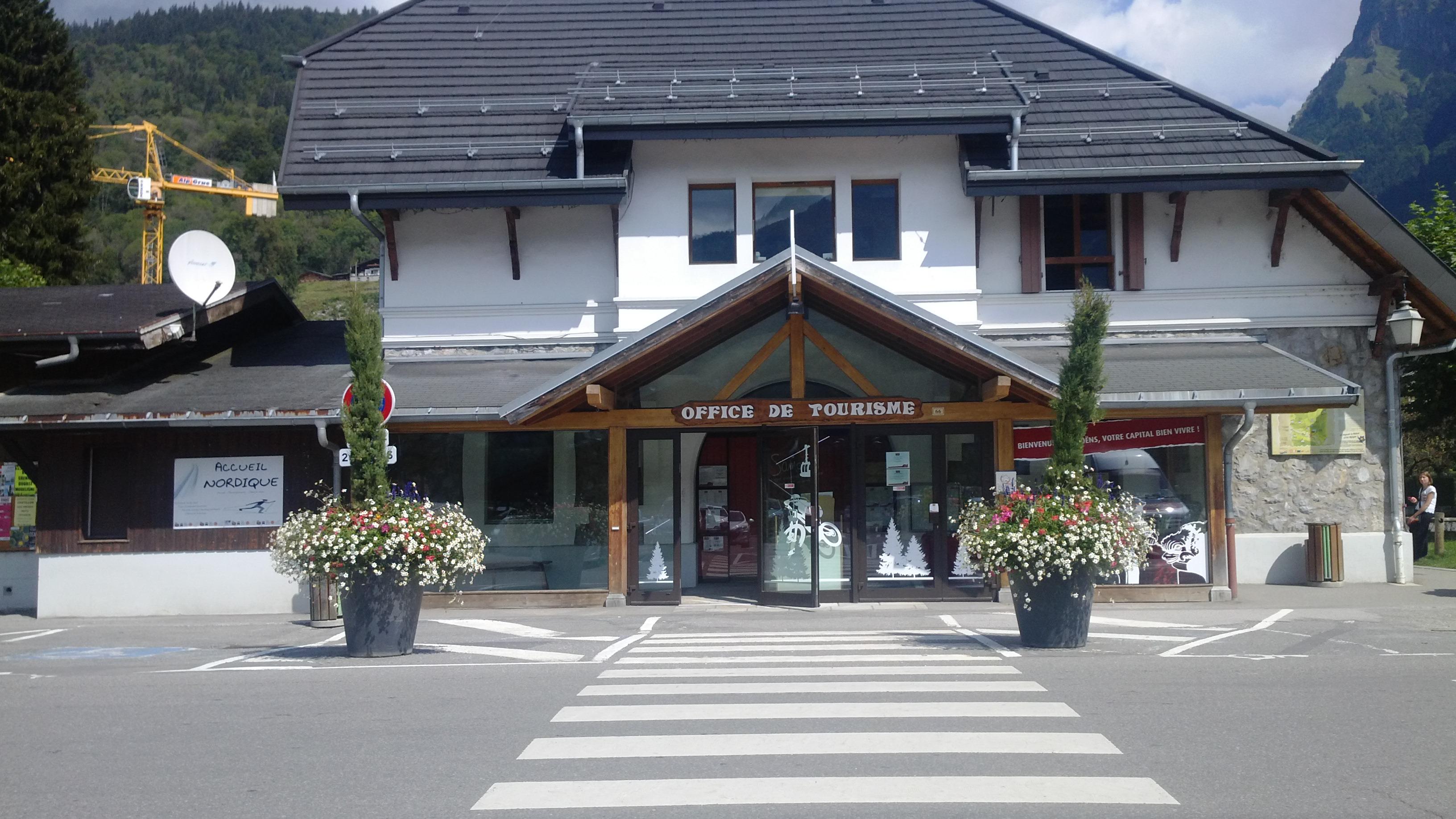 office de tourisme samoens