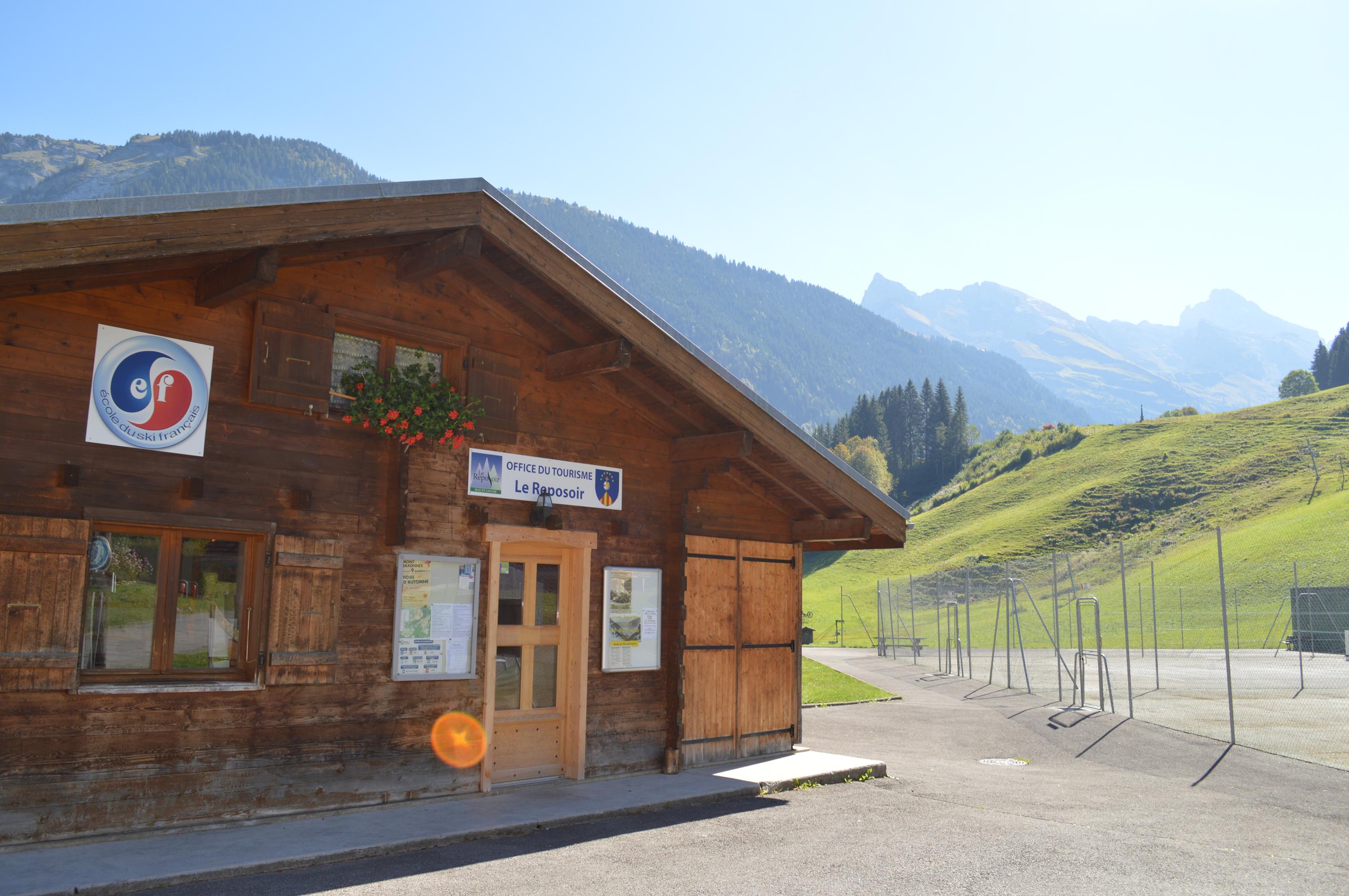 Office de tourisme intercommunal le reposoir savoie mont blanc savoie et haute savoie alpes - Office du tourisme le blanc ...