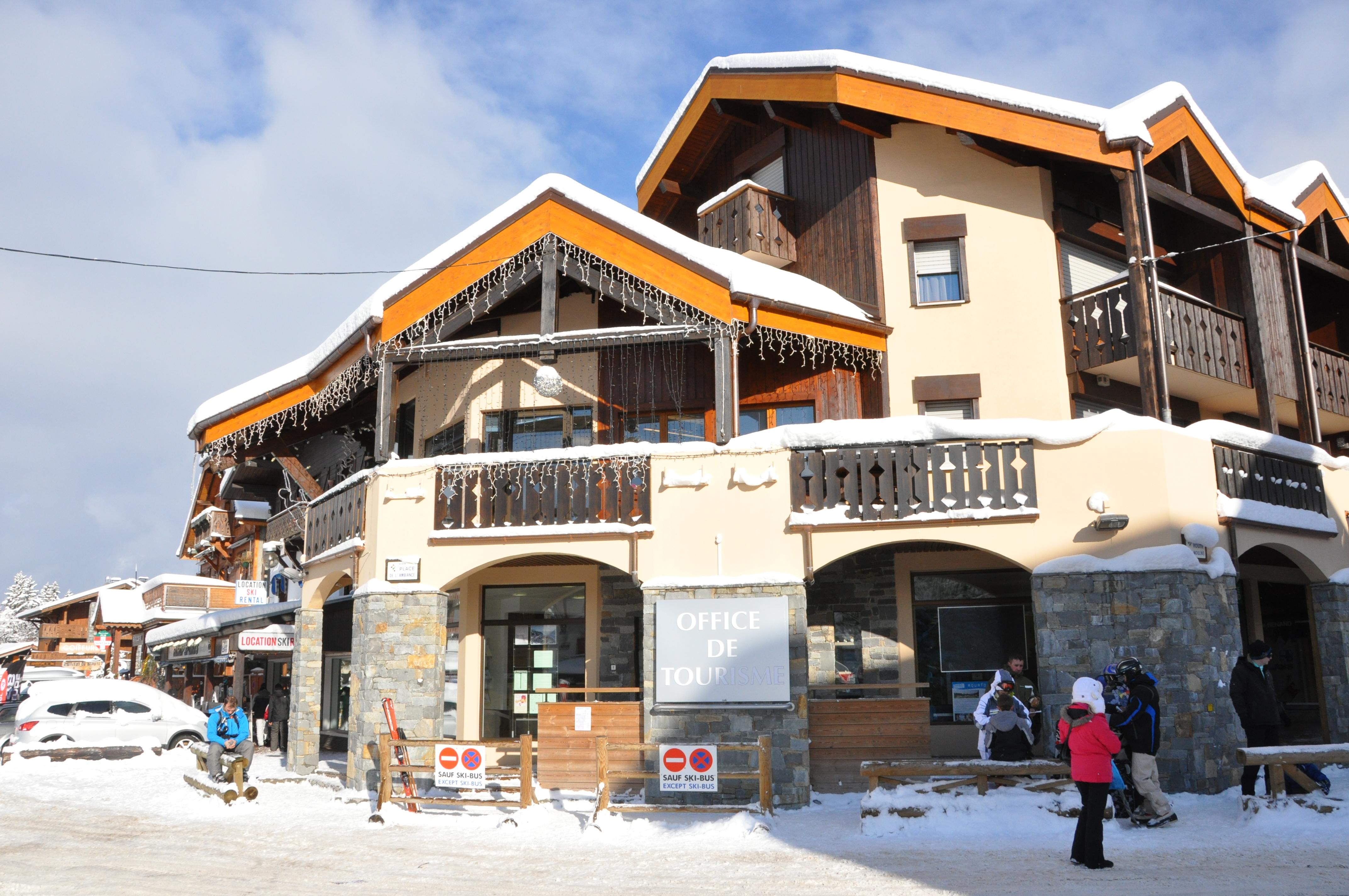 Office de tourisme les carroz savoie mont blanc savoie - Office tourisme morillon haute savoie ...