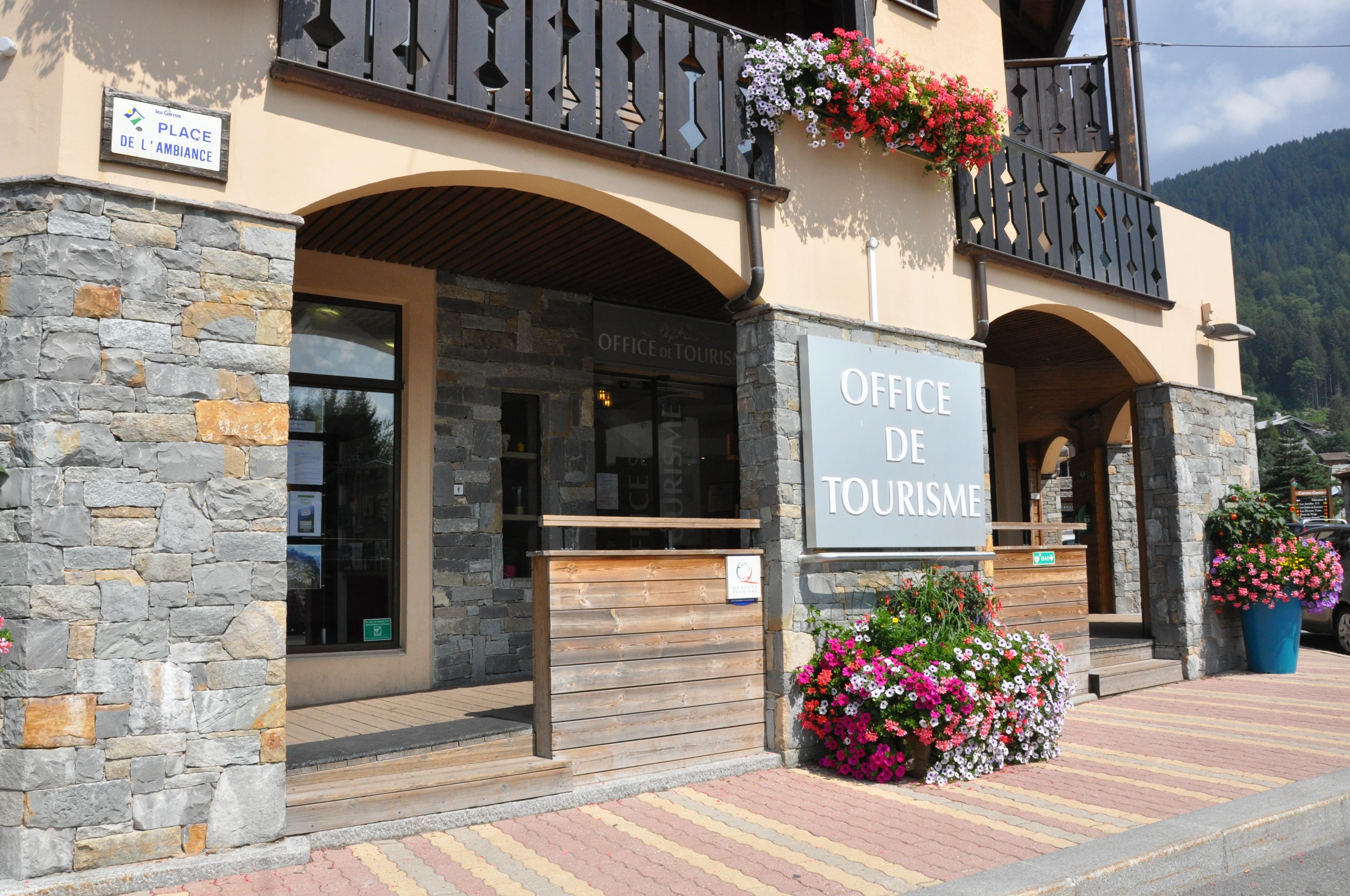 Office de Tourisme Les Carroz - Savoie Mont Blanc (Savoie et Haute ...
