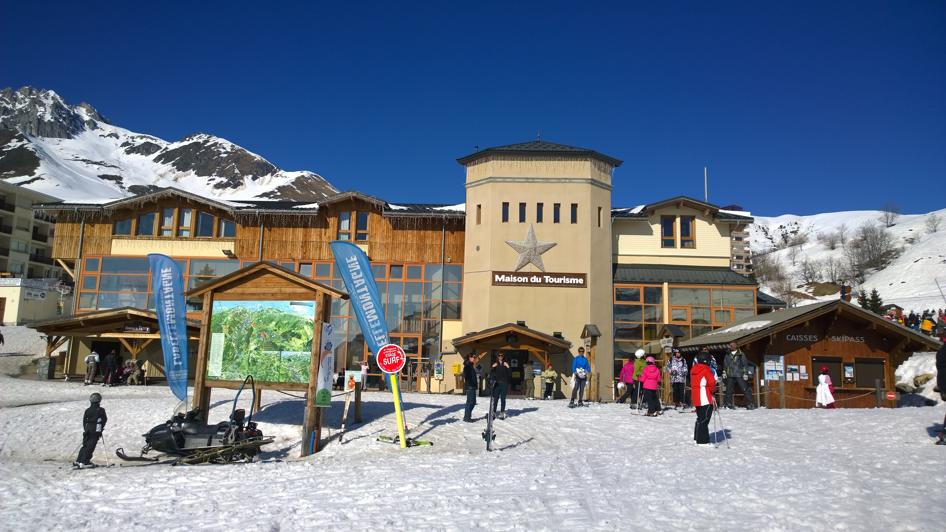 Office de tourisme de saint fran ois longchamp savoie mont blanc savoie et haute savoie alpes - Office du tourisme deux alpes ...