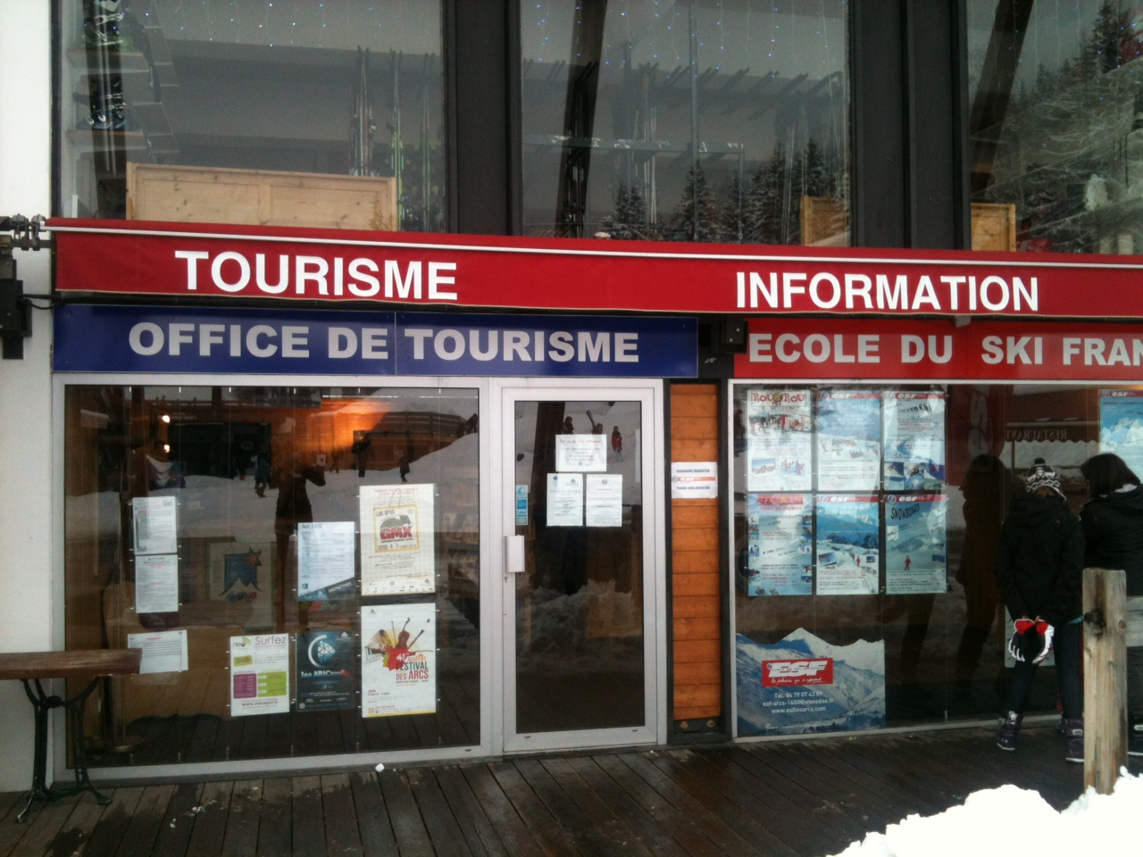 Office de tourisme d 39 arc 1600 savoie mont blanc savoie - Office du tourisme bourg saint maurice ...