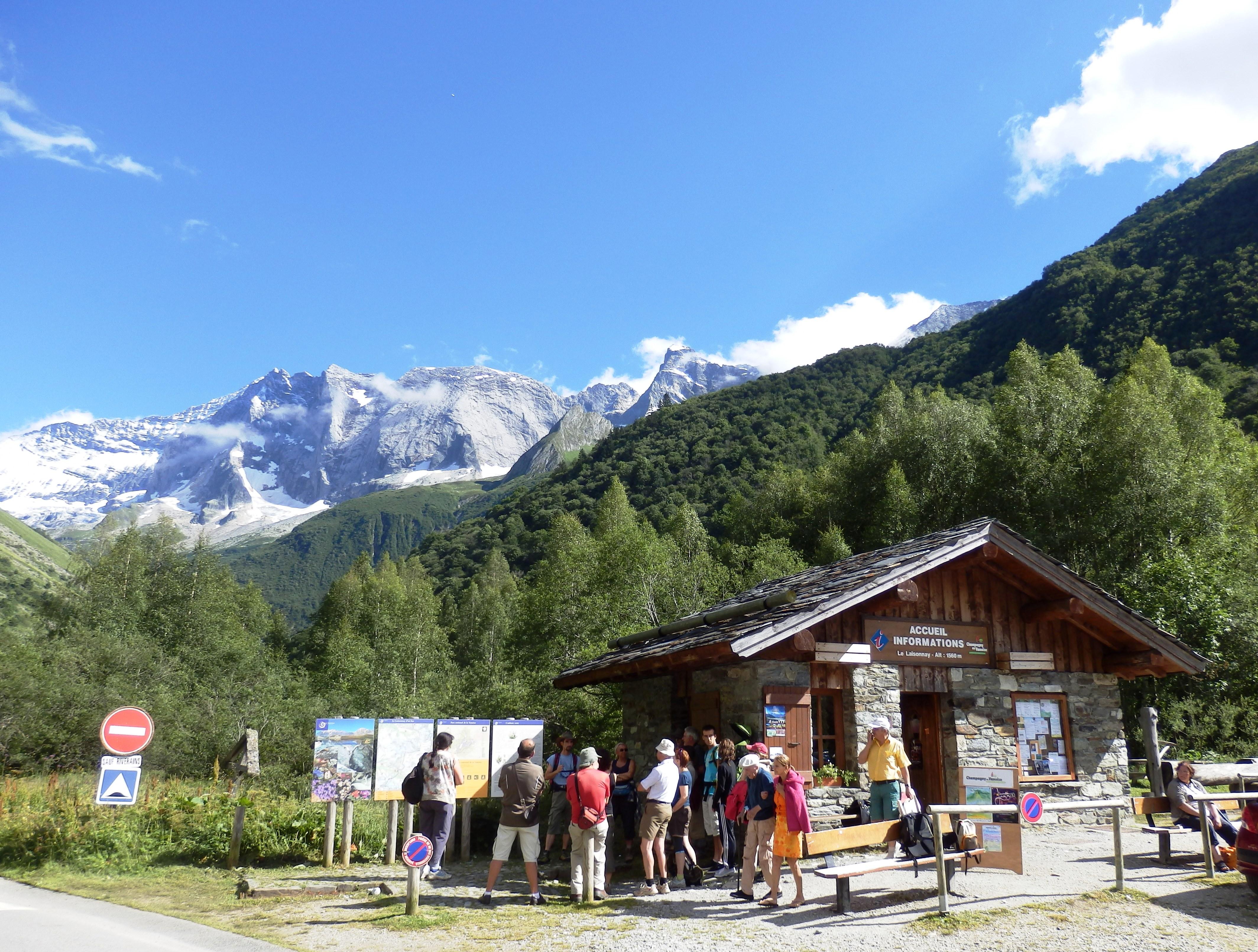 Point infos du laisonnay savoie mont blanc savoie et - Office de tourisme champagny en vanoise ...