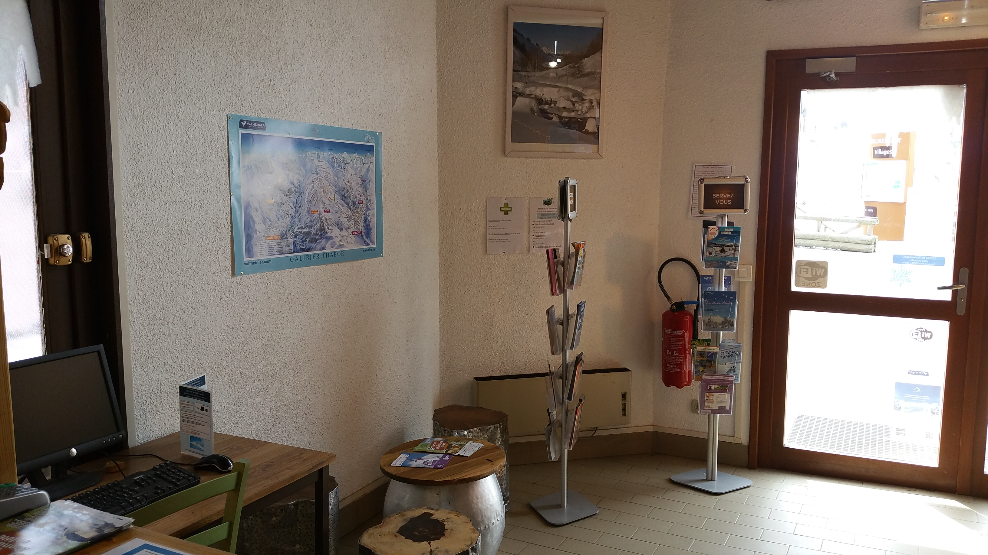 office de tourisme valmeinier