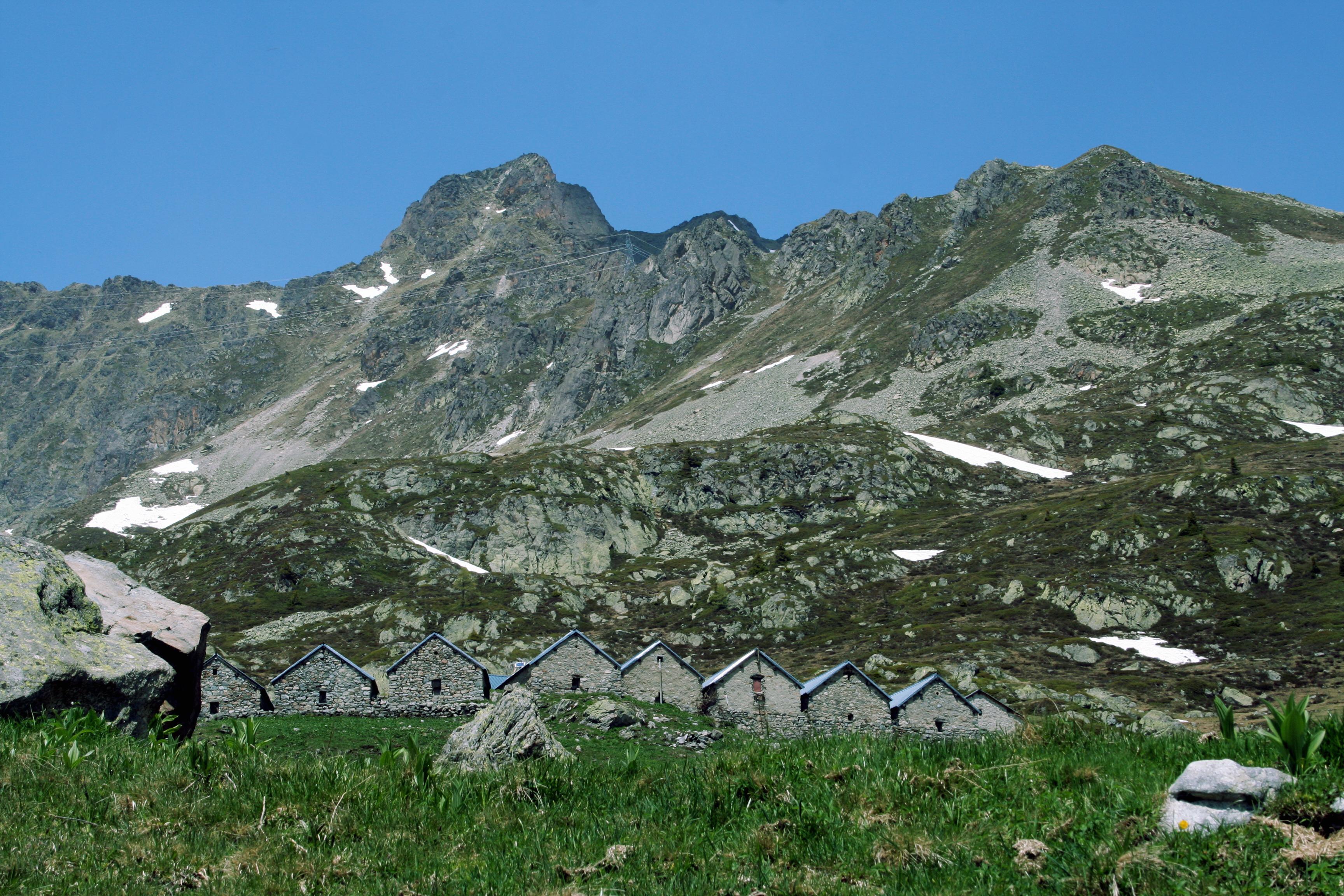 Alpage de loriaz depuis le couteray savoie mont blanc - Office de tourisme chamonix mont blanc ...