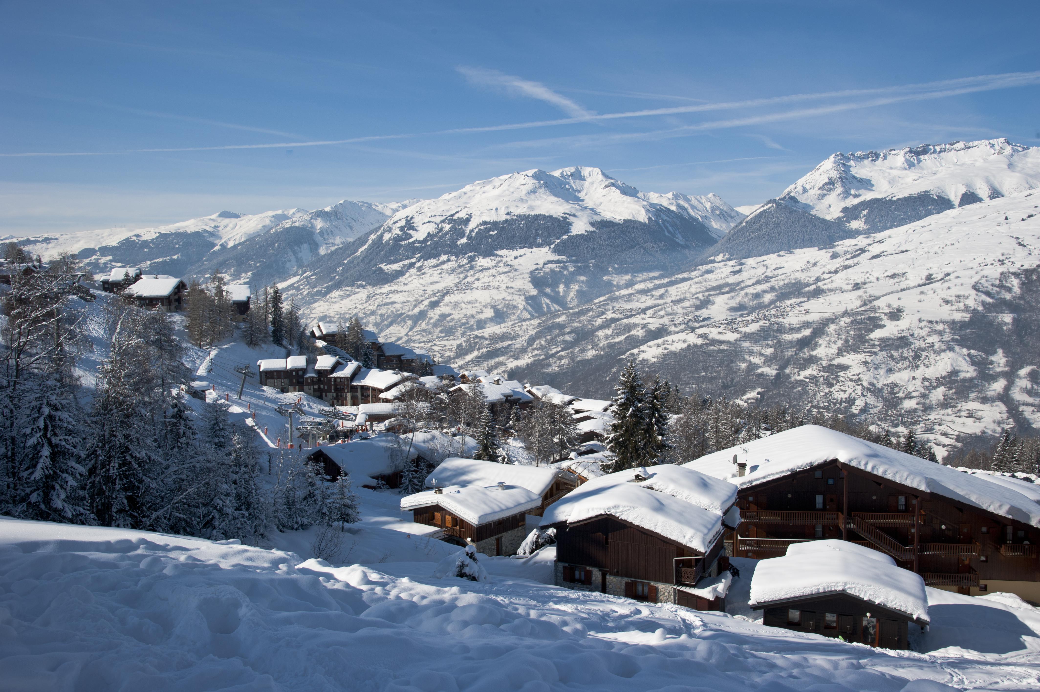La plagne montchavin les coches savoie mont blanc savoie et haute savoie alpes - Office tourisme montchavin ...