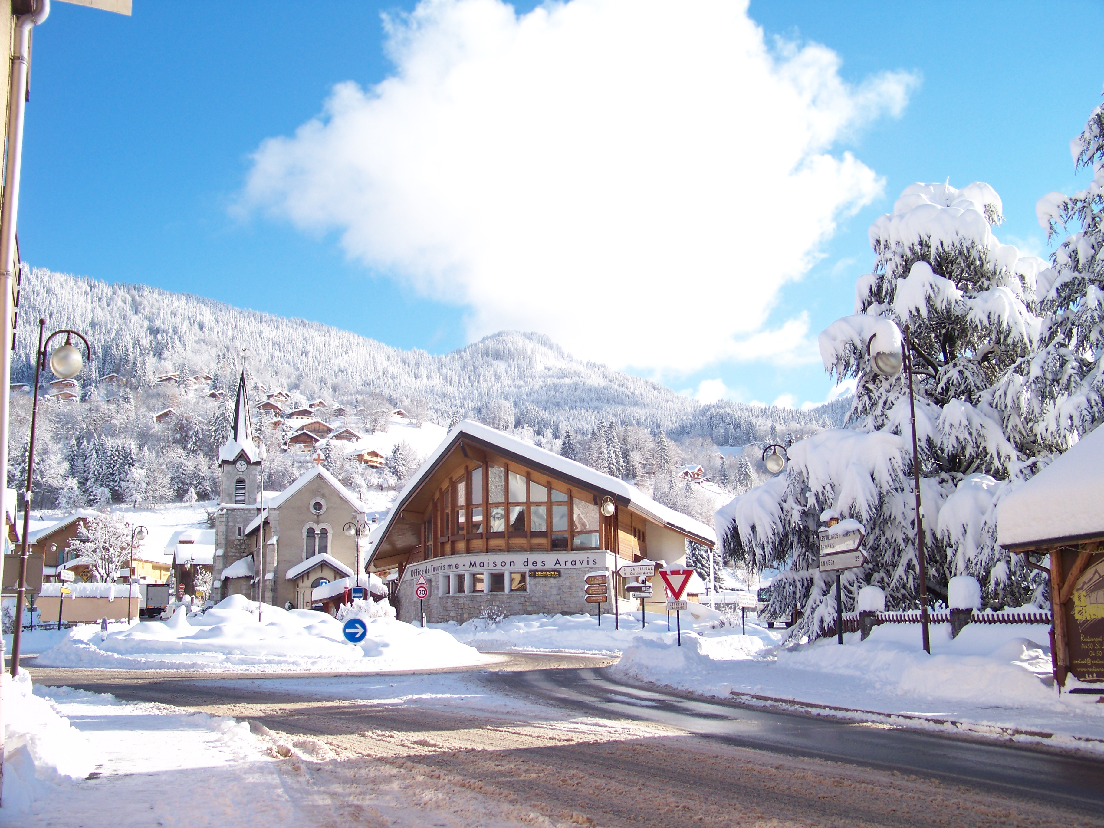 Saint jean de sixt savoie mont blanc savoie et haute - Office du tourisme st jean de monts ...