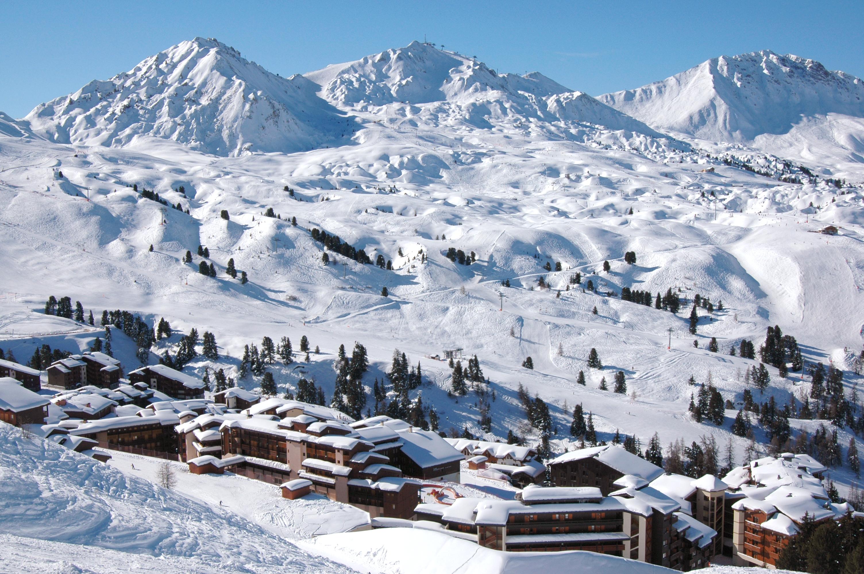 La plagne savoie mont blanc savoie et haute savoie alpes - Office du tourisme la plagne montalbert ...