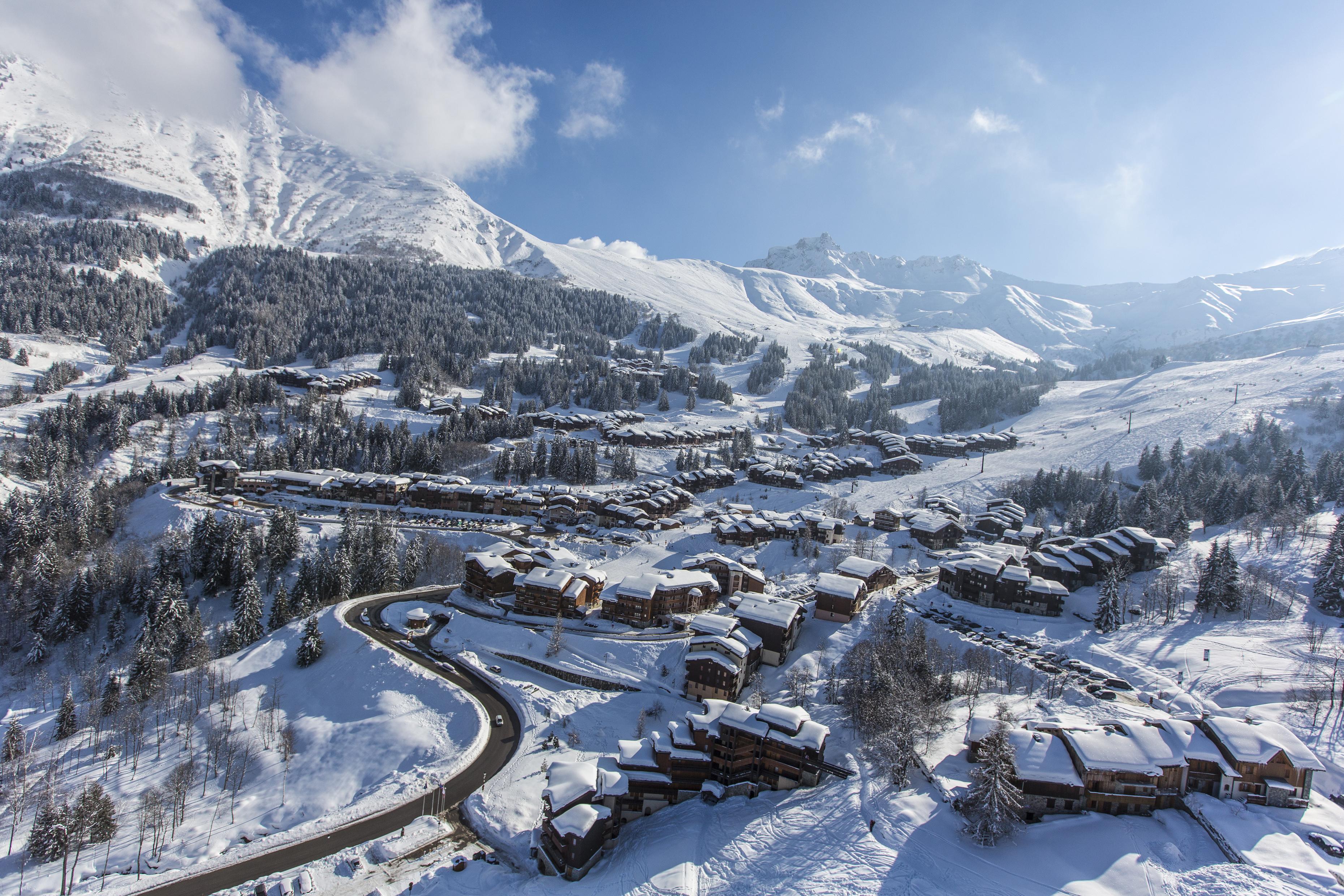 Valmorel savoie mont blanc savoie et haute savoie alpes - Office du tourisme les contamines montjoie 74 ...