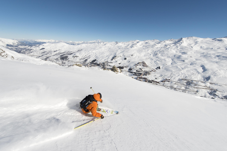 Les Menuires Savoie Mont Blanc Savoie Et Haute Savoie