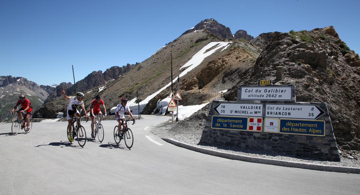 The Col du Galibier in Valloire - French Alps - Savoie Mont Blanc f57b7060b