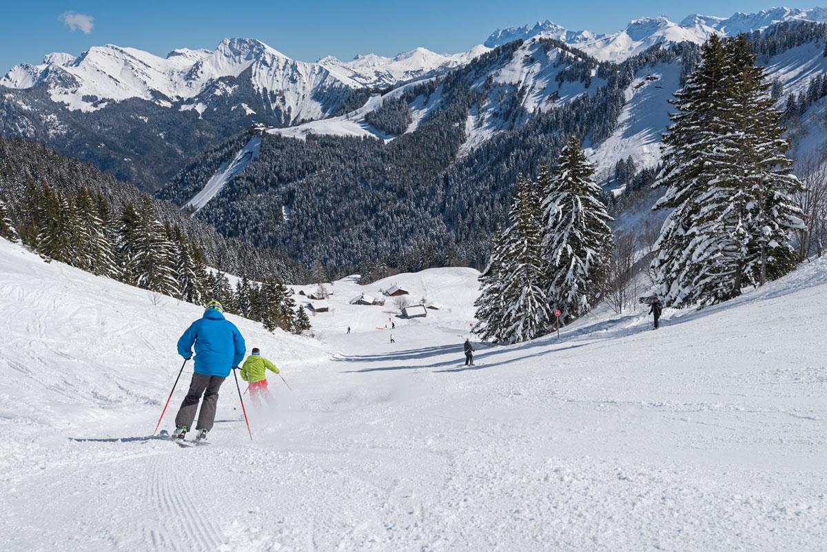 Roc d 39 enfer savoie mont blanc savoie et haute savoie - Office du tourisme saint jean d aulps ...