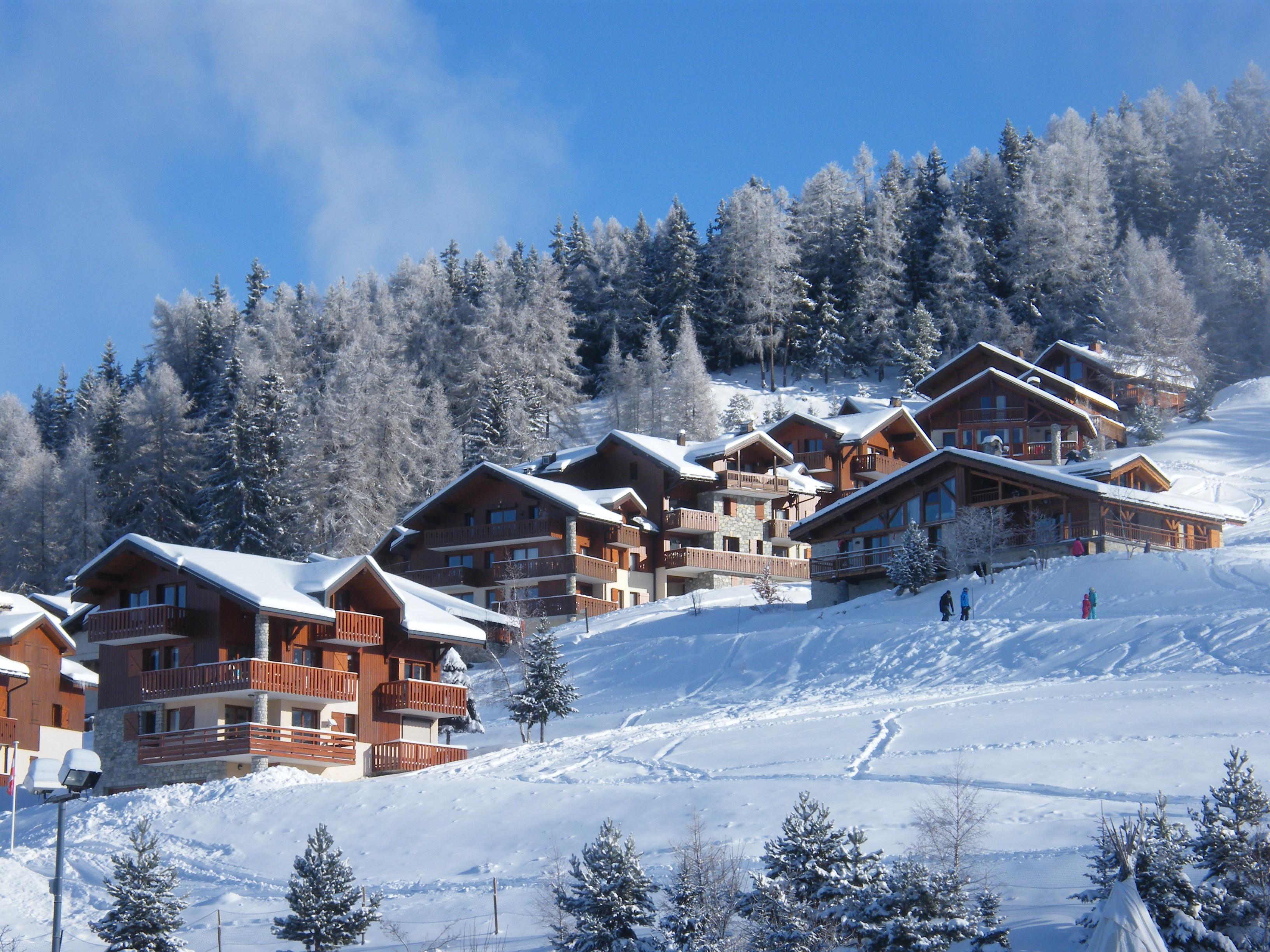 Peisey-Vallandry - Savoie Mont Blanc (Savoie et Haute Savoie) - Alpes